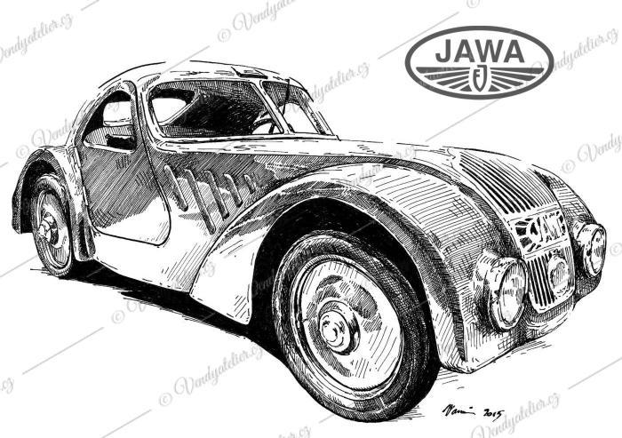 Jawa 750