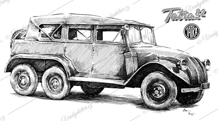 Tatra 82