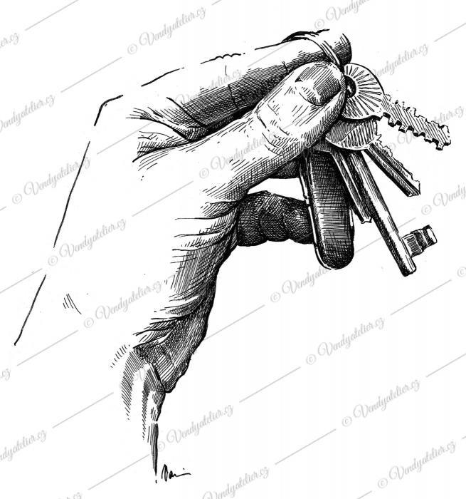 Klíče - sametová revoluce