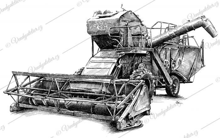 Kombajn SK-4
