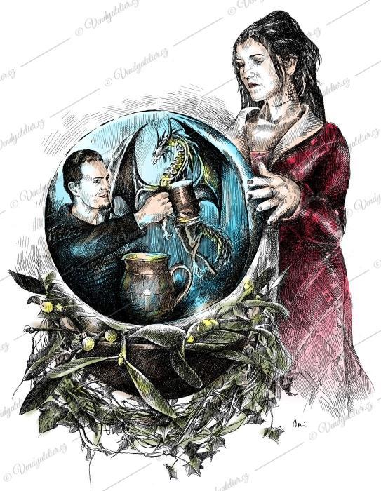 Keltská svatba