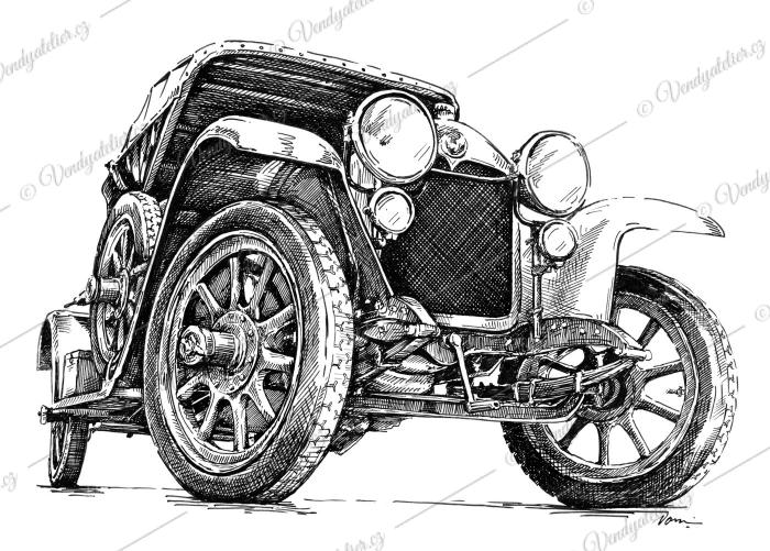 Praga Mignon - 1916
