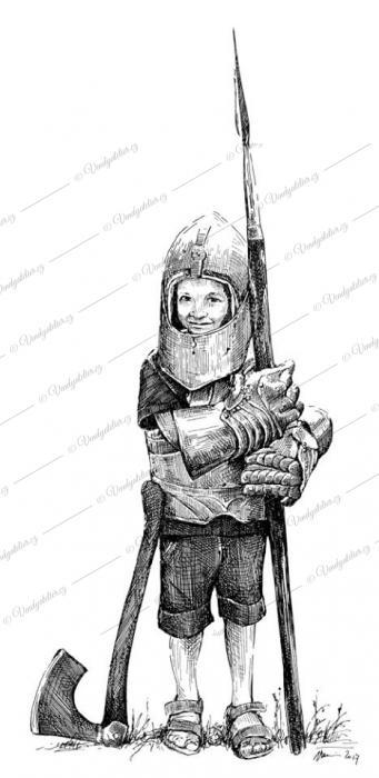 Malý Blanický rytíř