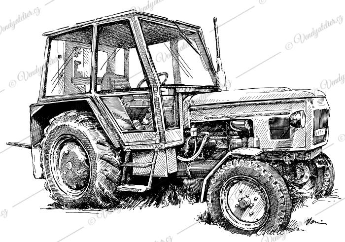 Zetor 5746