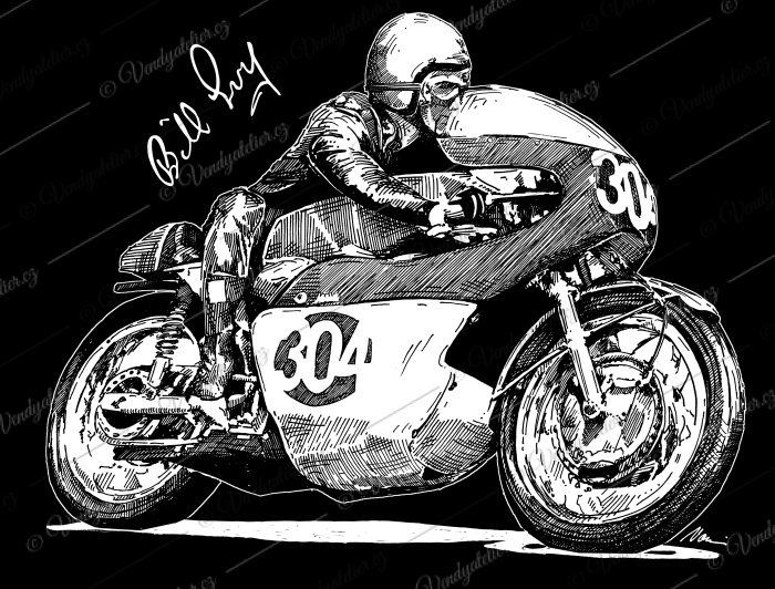 Bill Ivy - William David Ivy