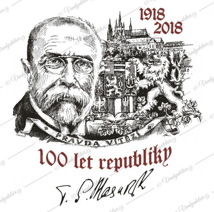 100 let republiky - Masaryk