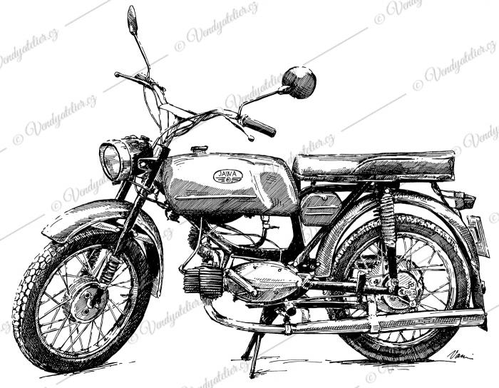 Jawa Mustang