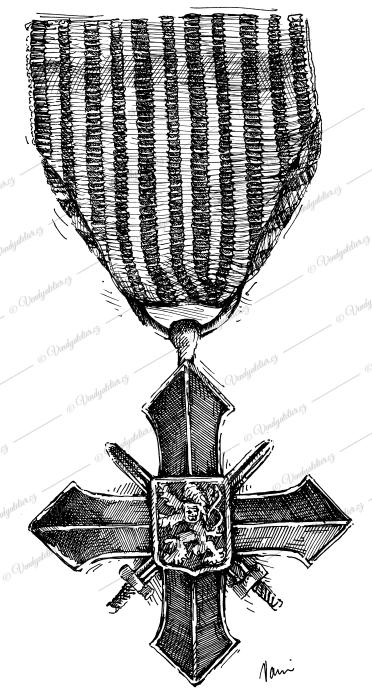 Československý válečný kříž