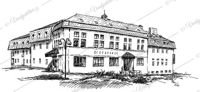 Sport hotel Hrotovice