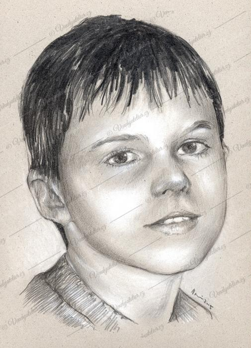 Tomáš - portrét