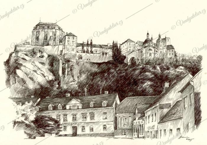 Vranovský zámek, Vranov