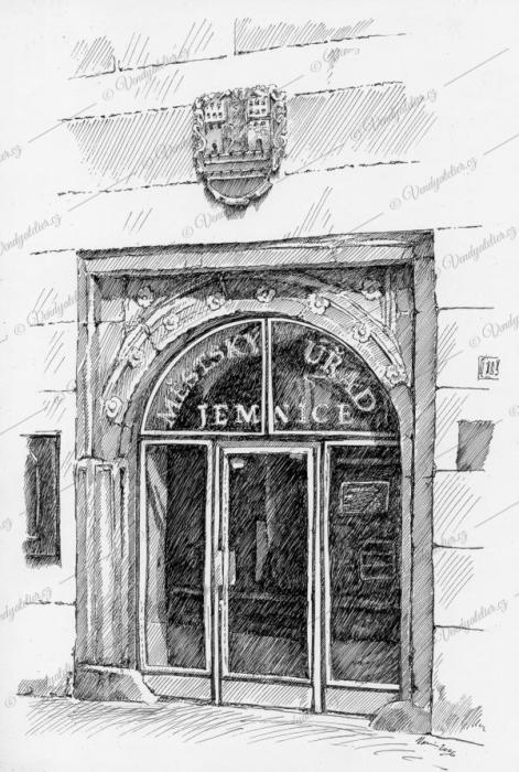 Jemnice  - městský úřad