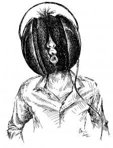 Posluchač hudby