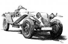 TATRA 1925 T11 Targa