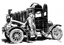 První policejní mobilní radar