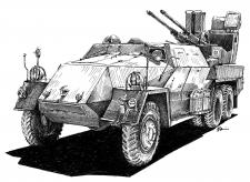 Samohybný protiletadlový dvojkanón vz. 53/59