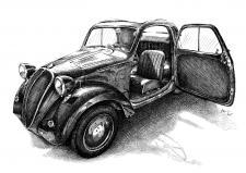 Fiat Topolino 500A - 1939