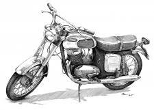 JAWA 250 Sport