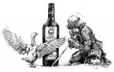 Svatý Martin - Svatomartinské víno - Svatomartinská husa