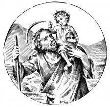 Svatý Kryštof