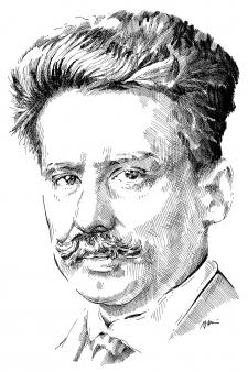 Jiří Stříbrný - první republika