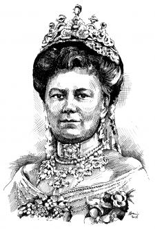 Žofie Chotková - Josephine Albina Chotek