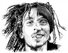 Bob Marley a Manu Chao