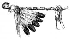 Kamulet - dýmka míru