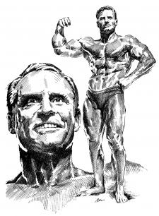 Chuck Sipes - Muž ze železa