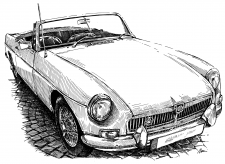Automobil MG
