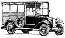 Tatra 13/30 (1926)