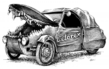 Velorex predátor