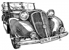 Tatra 75 Bohemia