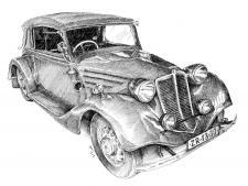 Tatra - autoveterán