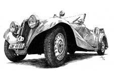 Aero 30, sportovní, r.v. 1934