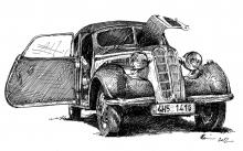 BMW, autoveterán, staré auto