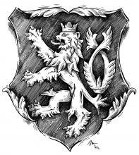 Český lev - státní symbol České republiky