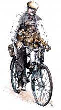 Cyklista - První republika