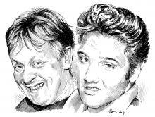 Elvis a Elvis