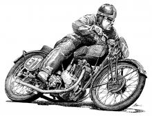 1934 Rudge Ulster