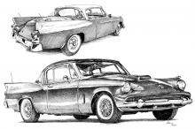 Packard Hawk 1958