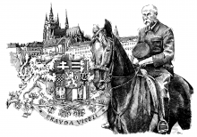 Tomáš Garrigue Masaryk - 100 let republiky