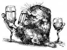 Křeček alkoholik