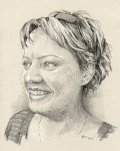Terezka - portrét