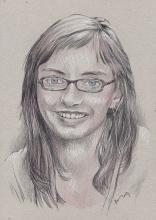 Portrétní kresba