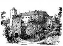 Bítov hrad