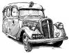 Škoda Favorit 904 z roku 1936