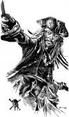 Johnny Depp - Piráti z Karibiku
