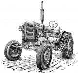 Zetor 25A